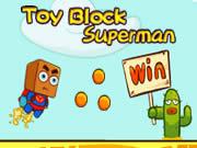 Toy Block Superman