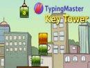 Typing Master Key Tower