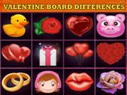 Valentine Board Difference