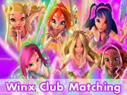 Winx Club Matching