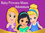 Baby Princess Maze Adventure