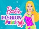 Barbie Fashion Paint