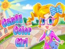 Candy Color Girl
