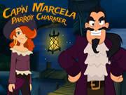 Cap'n Marcela Parrot Charmer