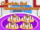 Chocolate And Almond Macaroons