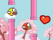 Flappy Bird Valentine's Day Adventure