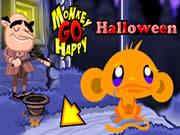 Monkey Go Happy Halloween