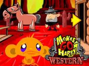 Monkey Go Happy: Western