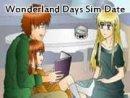 Wonderland Days Sim Date