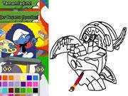 Bakugan Coloring 2