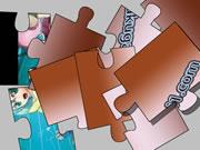 Bakugan Quintet Puzzle