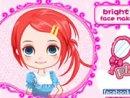 Bright Doll Makeup