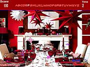 Christmas Hidden Alphabets