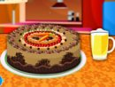 Decorate Fruit Cake
