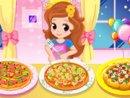 Deluxe Pizza