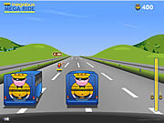 Megabus - Mega Ride
