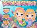 Mermaids Sisters
