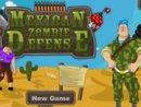 Mexican Zombie Defense