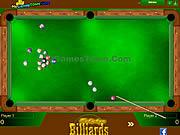 Multiplayer Billiard