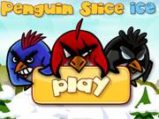 Penguin Slice Ice