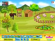 Smiley Deco Farm Field