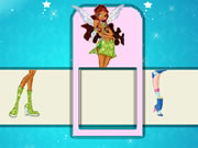 Winx Confused Fairy