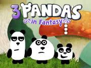 3 Pandas Fantasy