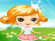 Angelina Princess Dressup