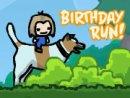 Anna and Bruno's Birthday Run!