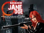 Assassin Jane Doe