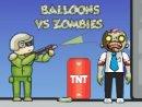 Balloons Vs. Zombies