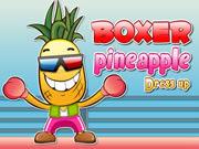 Boxer Pineapple Dress Up
