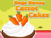 Bugs Bunny Carrot Cakes