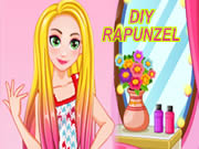 Diy Rapunzel Ombre Hair