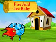 Fire And Ice Baby Venture Into Devildom Village