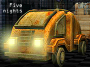 Five Nights Mega Parking