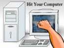 Hit Your Computer