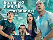 Journey 2 - Find The Alphabets