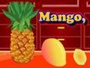Make Mango, Lime, Pineapple Smoothie