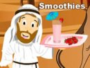 Make A Strawberry Smoothies