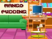 Mango Pudding Cooking