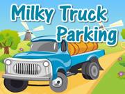 Milky Truck Parking
