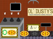 Pizza Manufacturing Facility