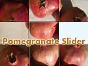 Pomegranate Slider