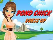 Pond Chick Dressup