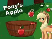 Pony's Apple