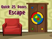 Quick 25 Doors Escape