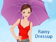 Rainy Dressup