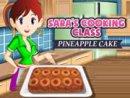 Sara's Cooking Class Pineapple Cake