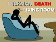 Stickman Death Living Room